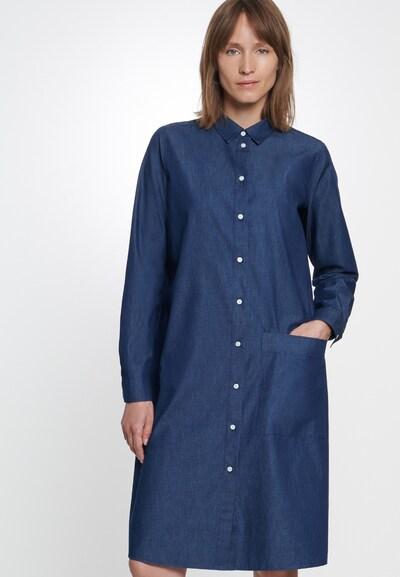 SEIDENSTICKER Robe-chemise 'Schwarze Rose' en bleu denim, Vue avec produit