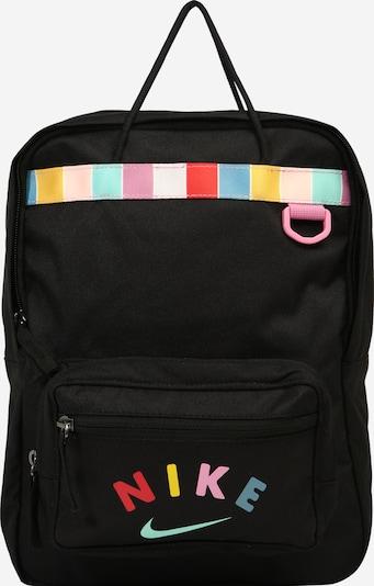 Nike Sportswear Rucksack 'TANJUN' in marine / hellblau / orange / rosa / rot / schwarz, Produktansicht