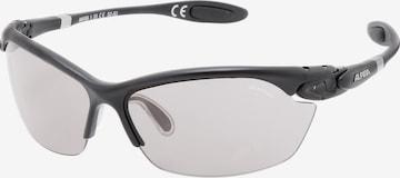 Alpina 'TWIST THREE 2.0 VL' Sportbrille in Schwarz