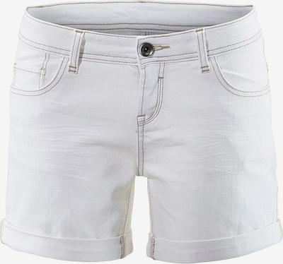 s.Oliver Beachwear Strandshorts in weiß, Produktansicht