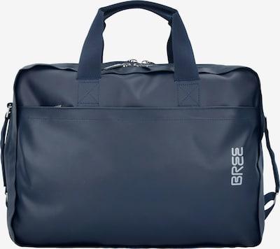 BREE Aktentas in de kleur Blauw, Productweergave