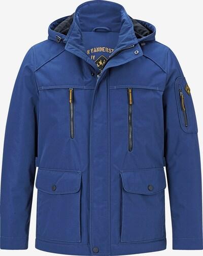 Jan Vanderstorm Functionele jas ' Juuri ' in de kleur Blauw, Productweergave