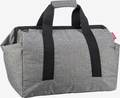 REISENTHEL Reisetasche in graumeliert / schwarz, Produktansicht