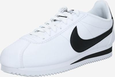 Nike Sportswear Sneaker low 'Classic Cortez' i sort / hvid, Produktvisning