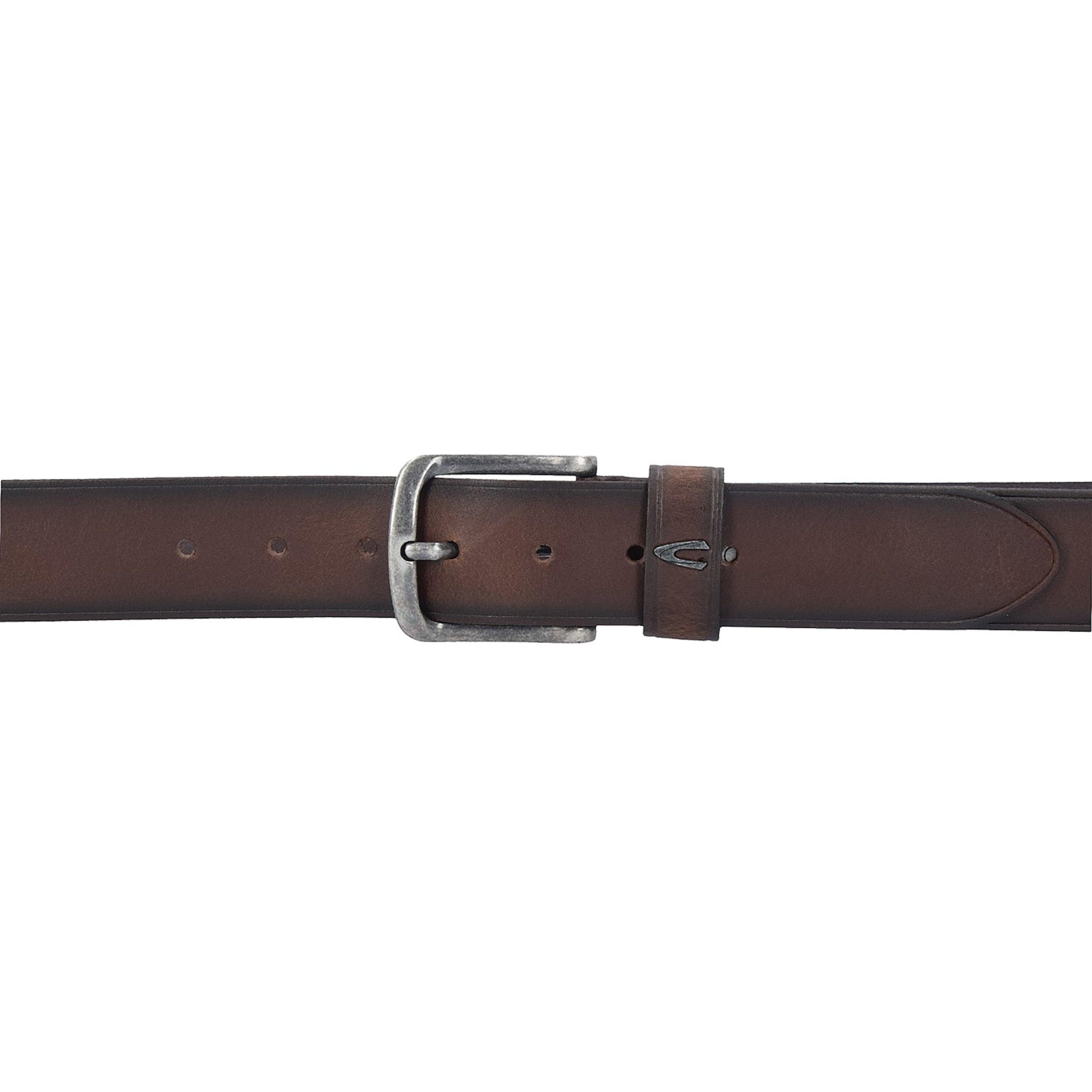 CAMEL ACTIVE Gürtel V Leder 100cm Austrittsstellen Zum Verkauf PX5ULw