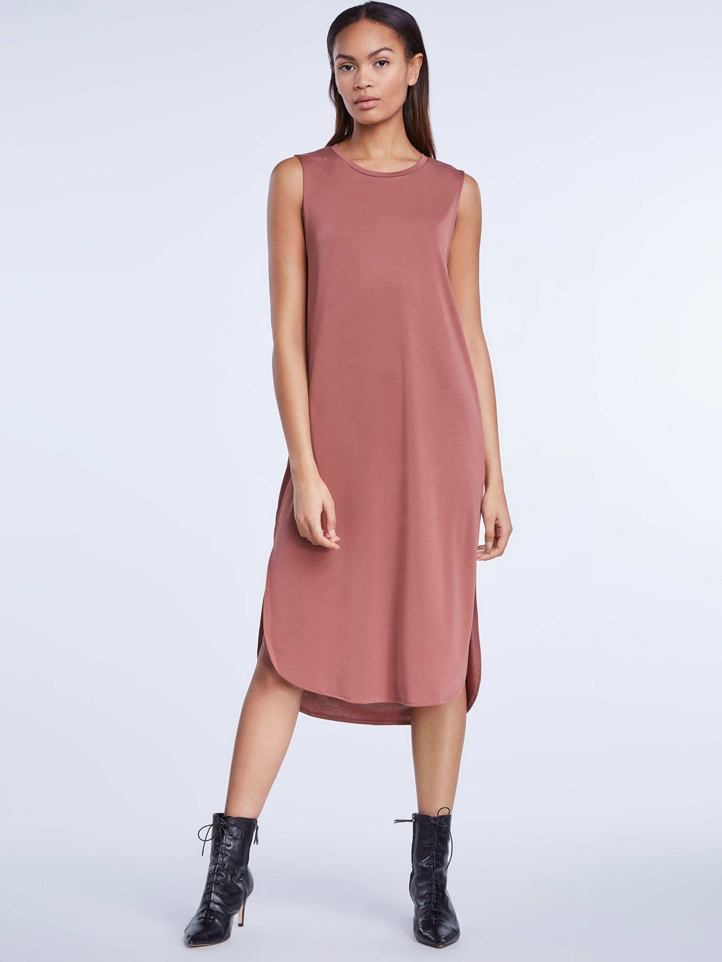 SET Klänning i pastellröd