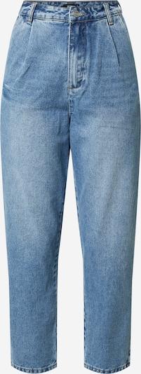 Missguided Jean en bleu denim, Vue avec produit