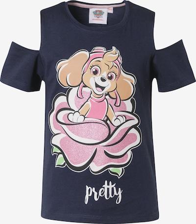 PAW Patrol T-Shirt in dunkelblau / mischfarben, Produktansicht