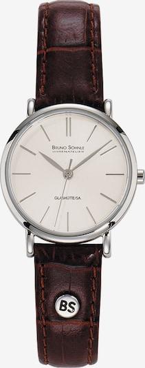Bruno Söhnle Uhr 'Nabucco 17-13045-241' in kastanienbraun, Produktansicht