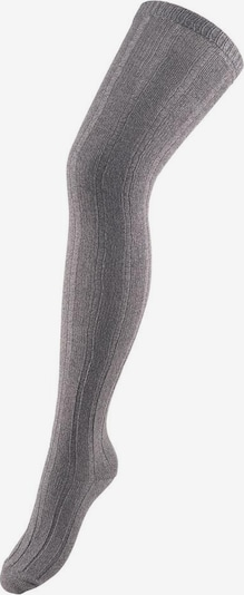 LAVANA Overknee kousen in de kleur Grijs, Productweergave