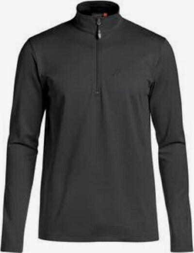 Maier Sports Pullover 'Felix 900' in schwarz, Produktansicht