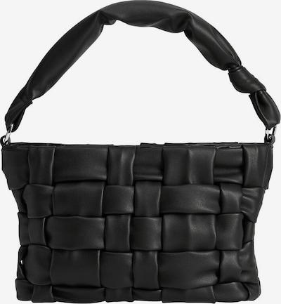 MANGO Schoudertas 'Noya' in de kleur Zwart, Productweergave