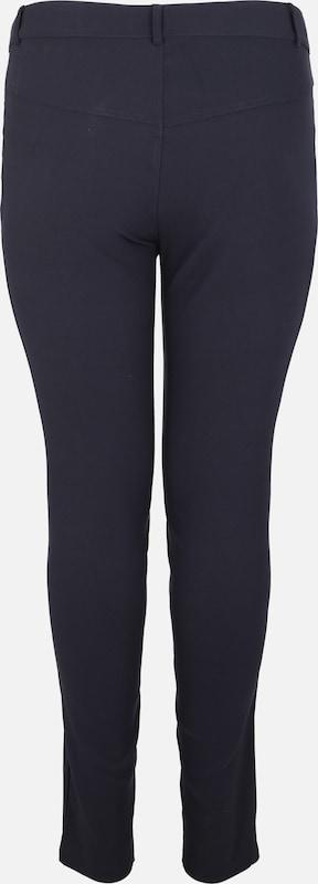 Pantalon En Zizzi Foncé Bleu QrCdxBeoEW