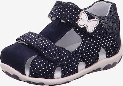 SUPERFIT Sandalen 'Fanni' in nachtblau / pink, Produktansicht
