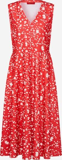 MAX&Co. Avondjurk 'CULTURA' in de kleur Rood, Productweergave