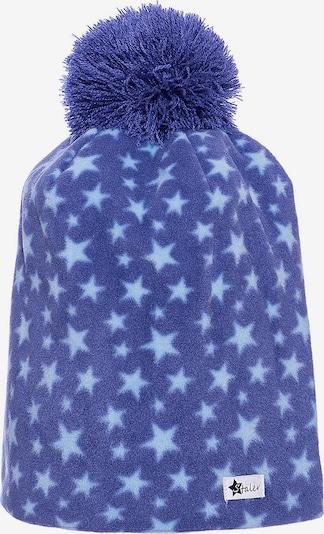 STERNTALER Mütze in royalblau / hellblau, Produktansicht