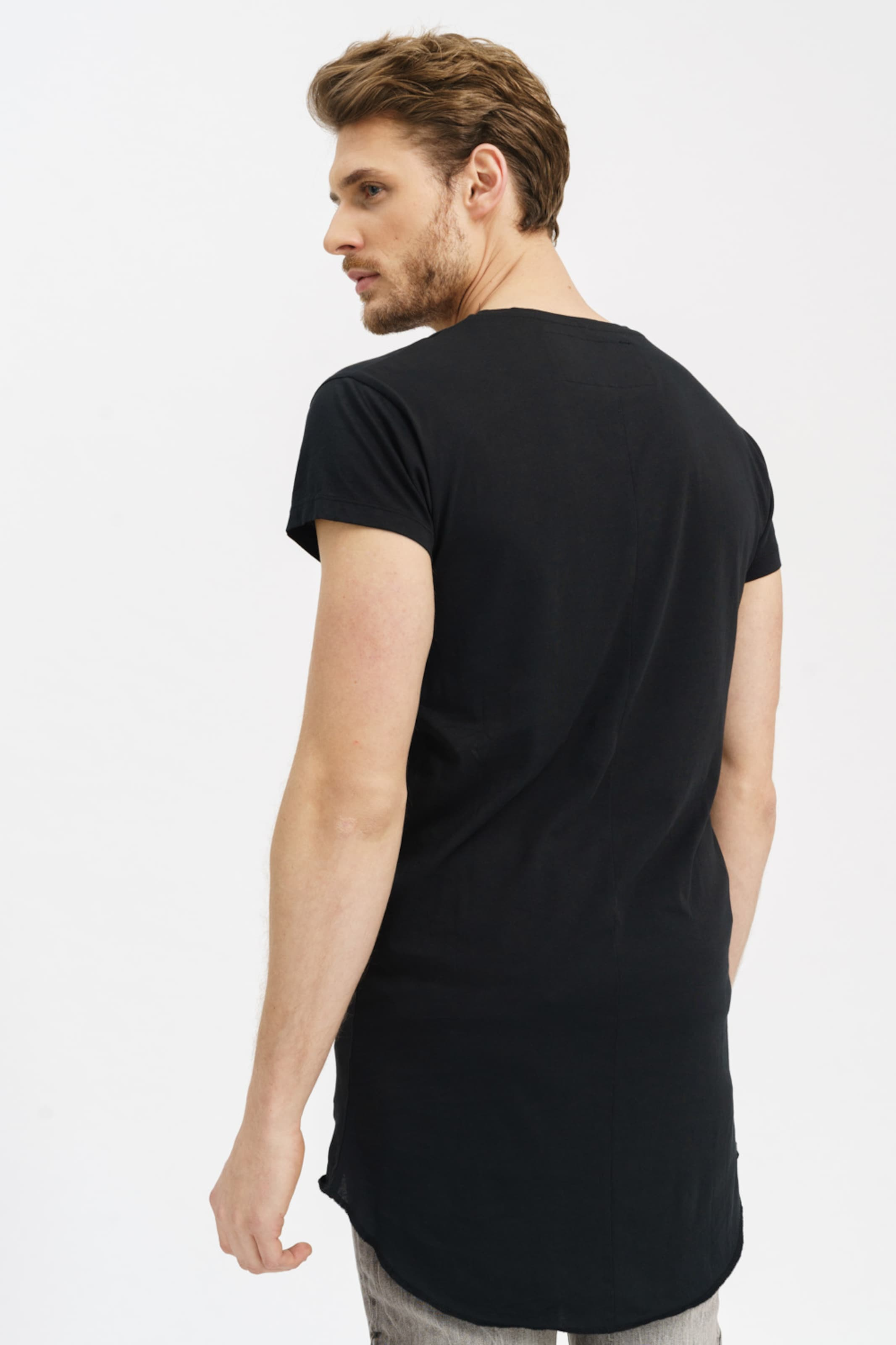 Trueprodigy T Summer In shirt Schwarz 'basic 1' UzMSVp