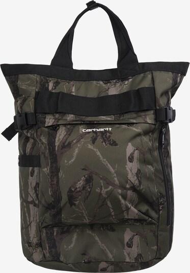Carhartt WIP Rucksack 'Payton Carrier 24L' in khaki / schwarz, Produktansicht