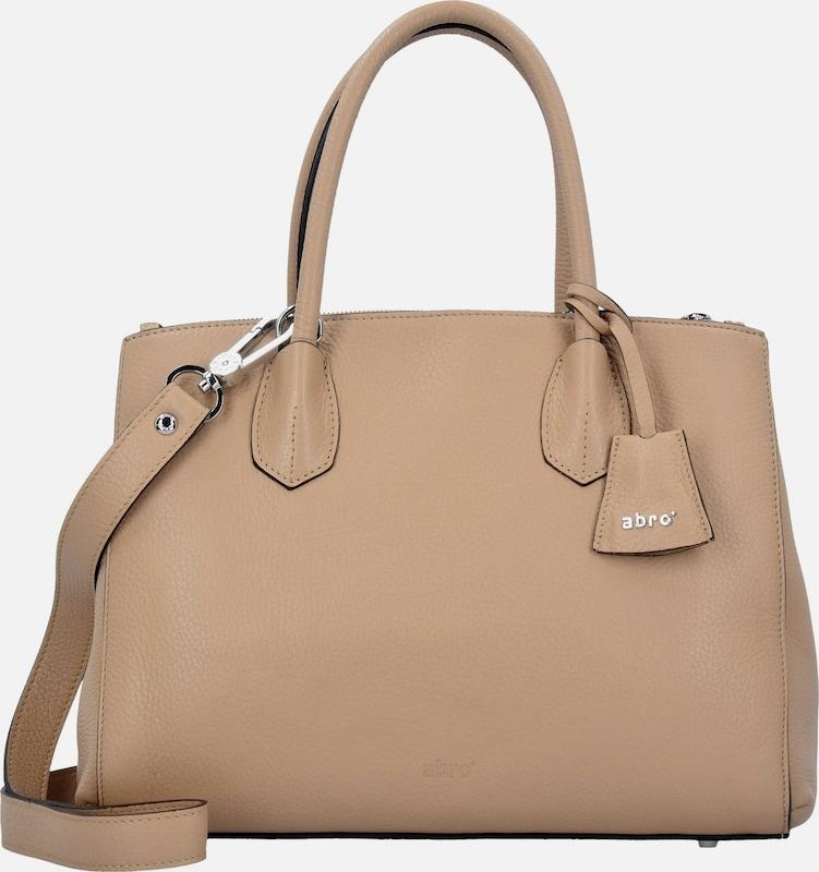ABRO Adria II Handtasche Leder 32 cm