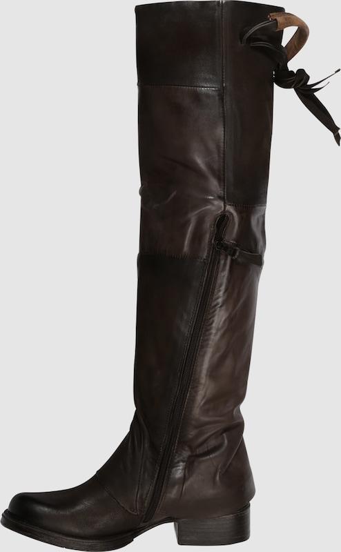 Haltbare Schuhe Mode billige Schuhe Haltbare MJUS | Overknee-Stiefel Schuhe Gut getragene Schuhe e58615