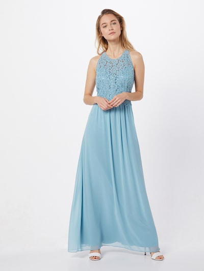 VM Vera Mont Kleid in aqua / hellblau, Modelansicht