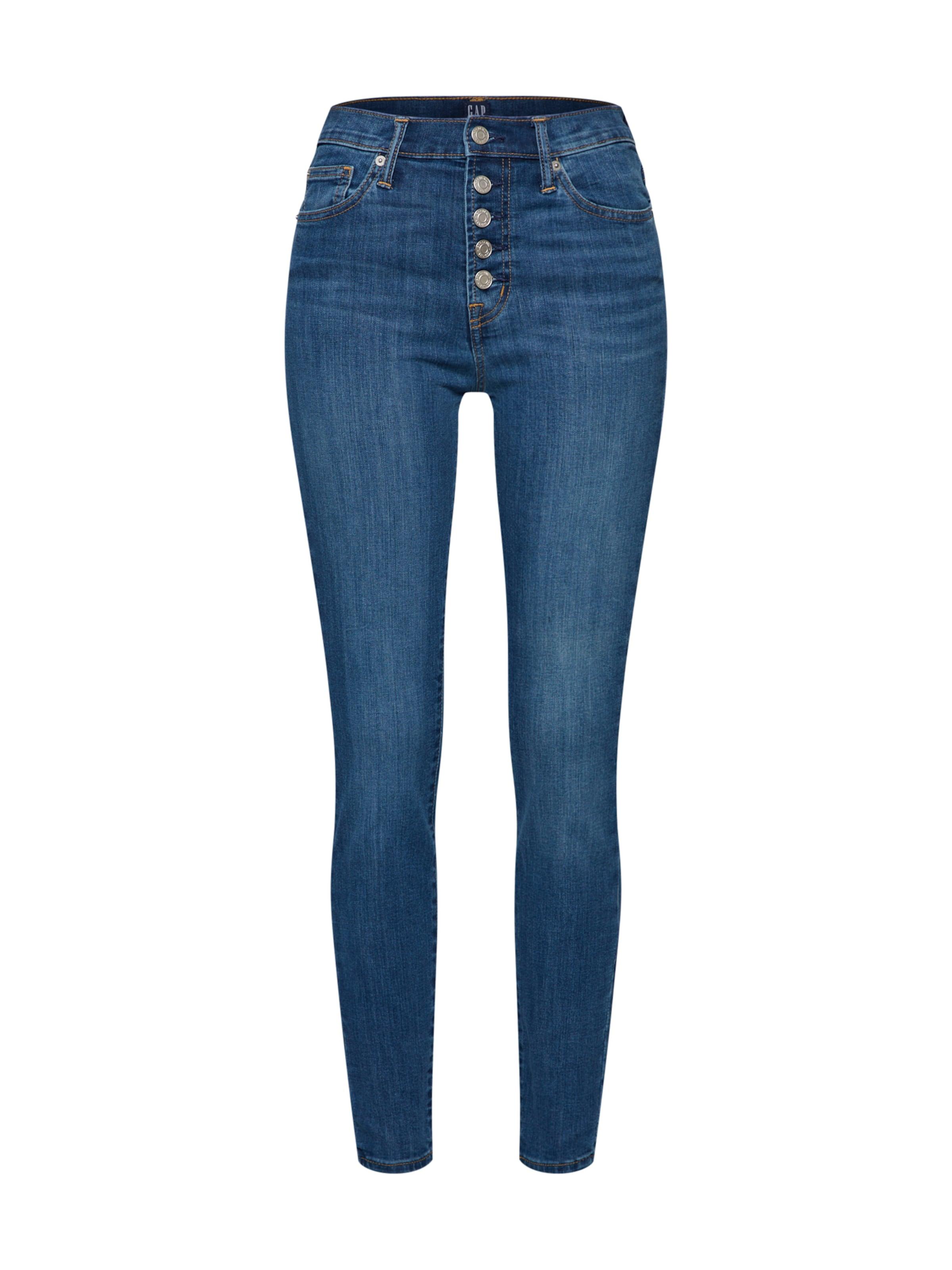 Jeans 'v Hr legging Apple' Exp Denim Gap Med In Bttnfly Blue 8mOyn0vNwP