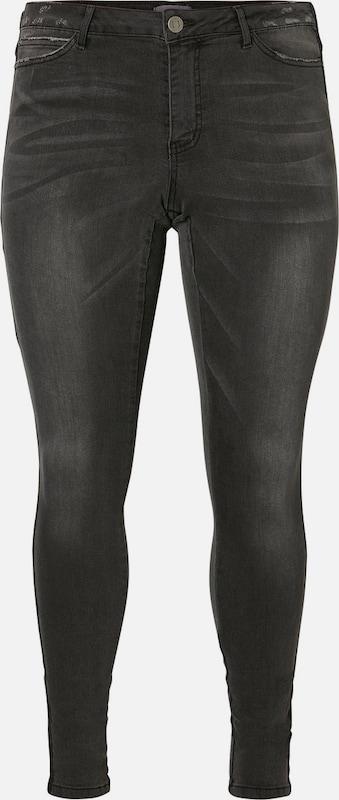 JunaRosa Jeans in schwarz denim    Neu in diesem Quartal e1fb3e