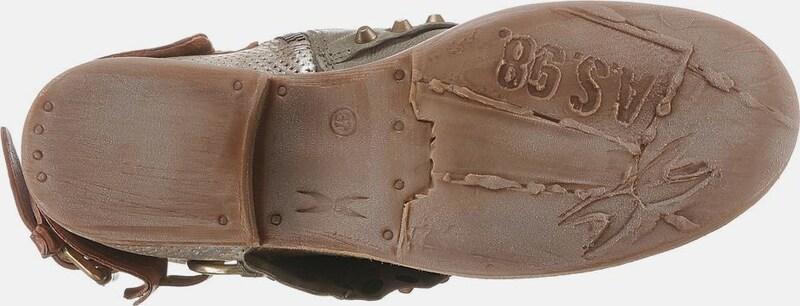 A.S.98 Bikerboots Zeport Verschleißfeste billige Schuhe