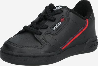 ADIDAS ORIGINALS Trampki 'Continental 80' w kolorze czerwony / czarnym, Podgląd produktu