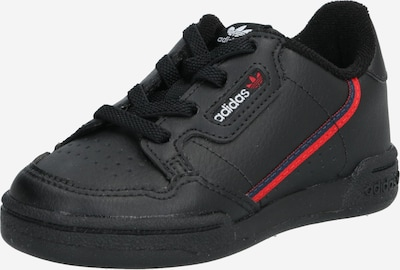 ADIDAS ORIGINALS Tenisice 'Continental 80' u crvena / crna, Pregled proizvoda