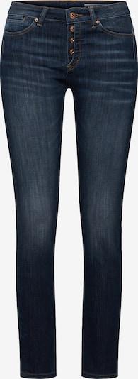 EDC BY ESPRIT Jeans 'OCS LR Slim Pants denim' in blue denim / dunkelblau, Produktansicht