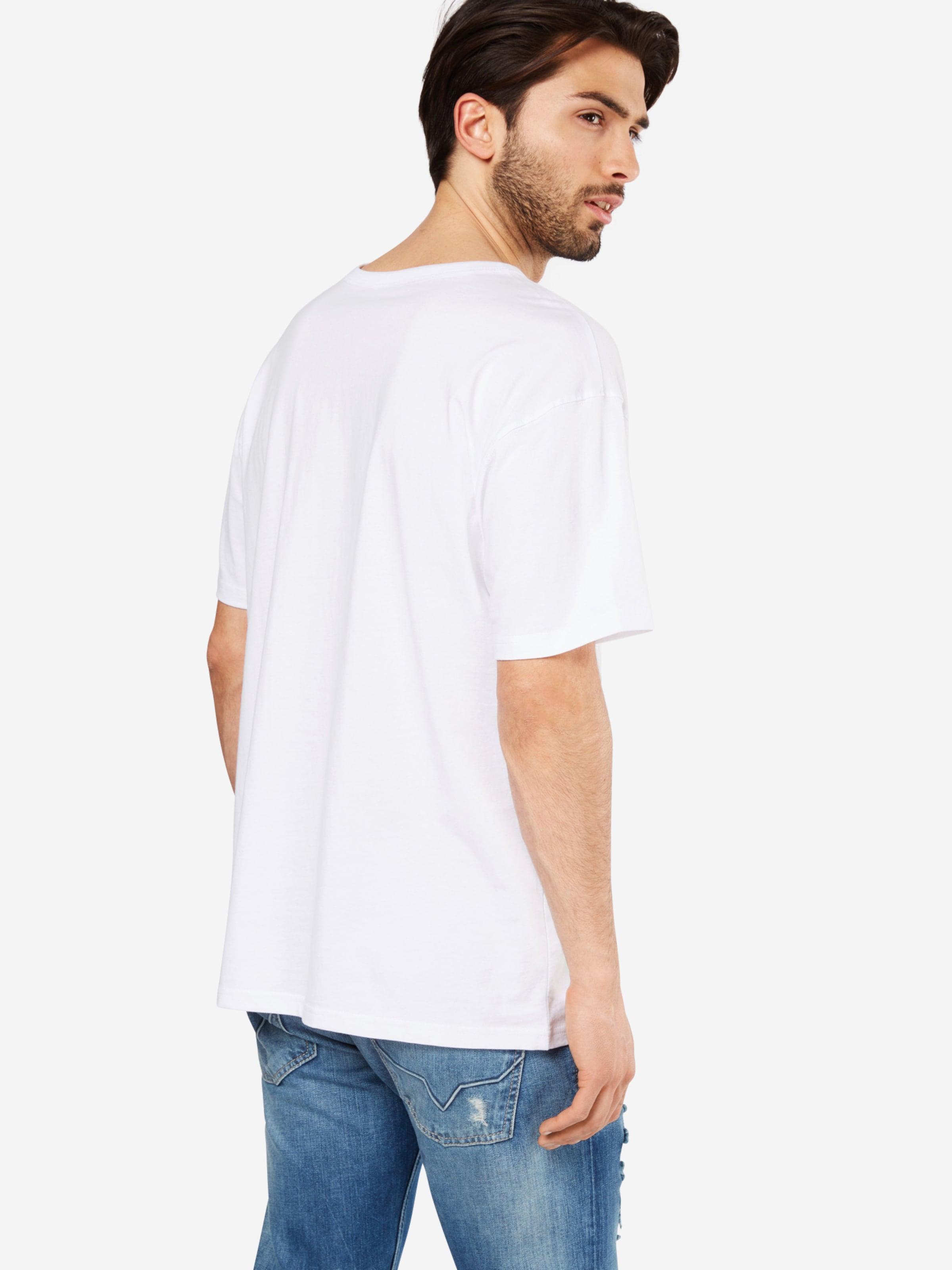 In Urban Classics Weiß T shirt Nn0wkPZOX8