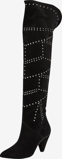 faina Overkneestiefel in schwarz, Produktansicht