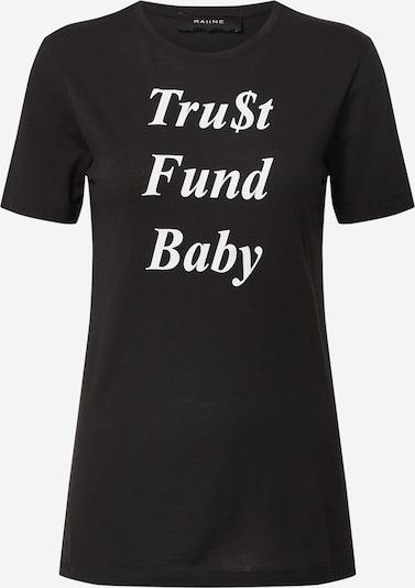 RAIINE Shirt 'Sheridan' in schwarz, Produktansicht