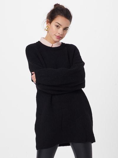 fekete ABOUT YOU Oversize pulóver 'Mina', Modell nézet