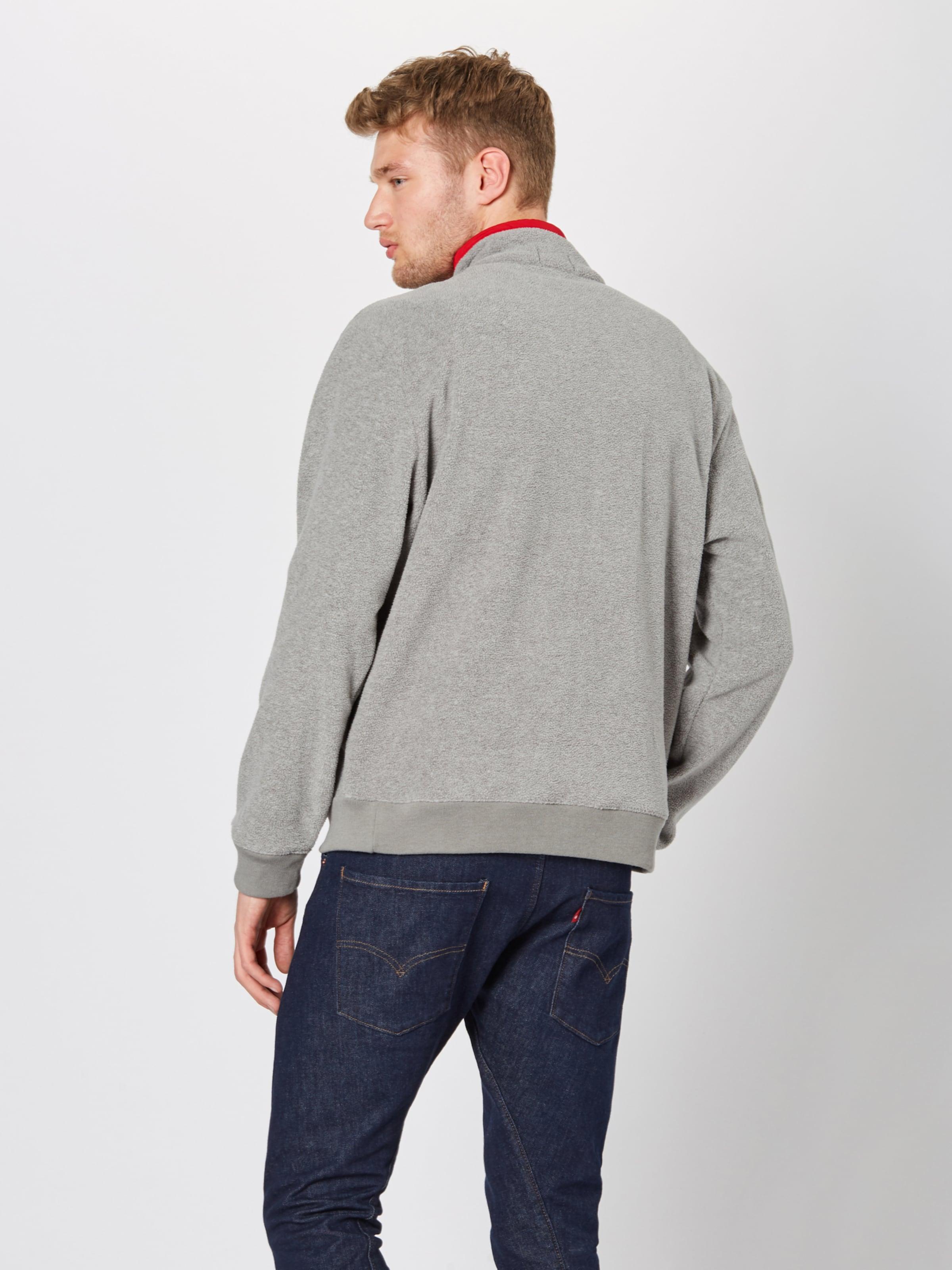 Polo knit' 'lshzm1 Dunkelgrau In long Sleeve Ralph Sweatshirt Lauren kTZwXOPui