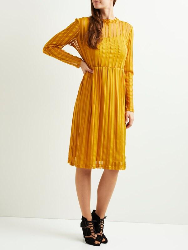 OBJECT Langärmliges Kleid