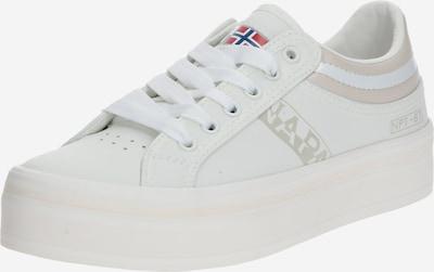 NAPAPIJRI Sneaker 'S0NEST02/Lea' in rosé / weiß, Produktansicht