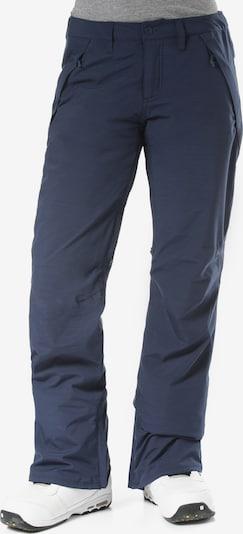 BURTON Pantalon outdoor 'Society' en bleu-gris, Vue avec produit