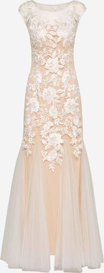 mascara Kleid 'Ivory' in puder / weiß, Produktansicht