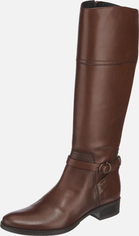 GEOX Mendi Stiefel Leder Bequem, gut aussehend