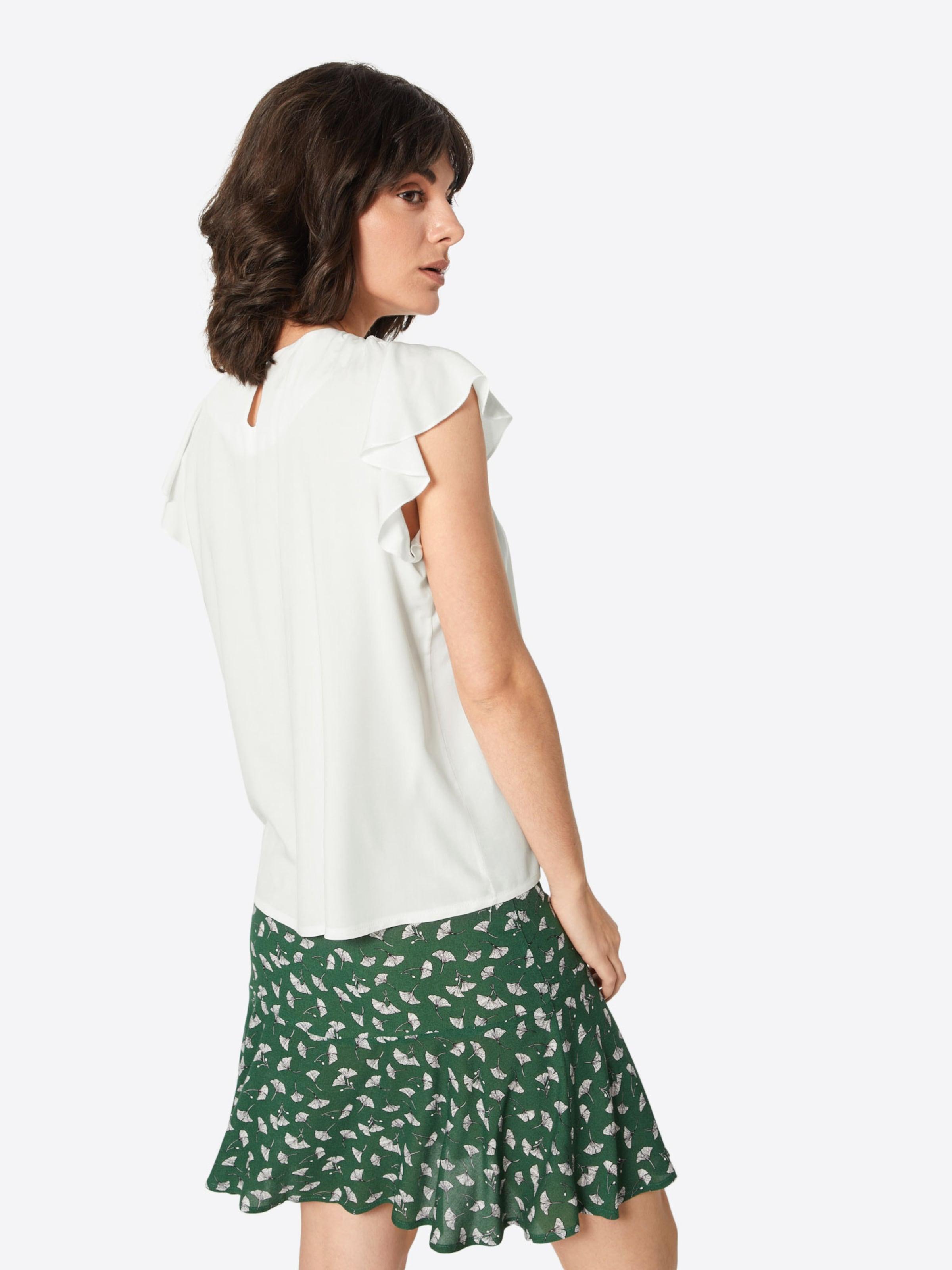 Broadway Fashion Nyc Weiß In 'delfina' Shirt UpSVzM