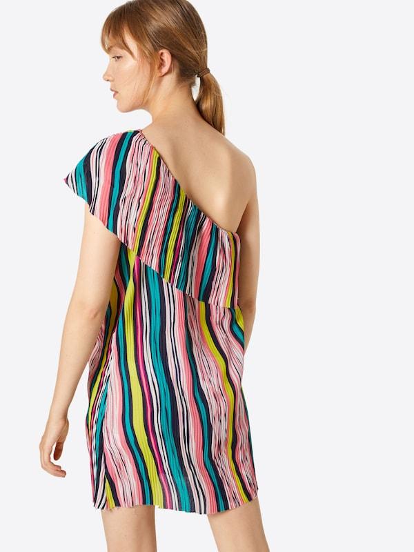 Glamorous Robe En D'été RoseNoir QrtCsdhx