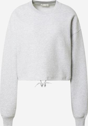 Bluză de molton 'Rosa' de la LeGer by Lena Gercke pe gri