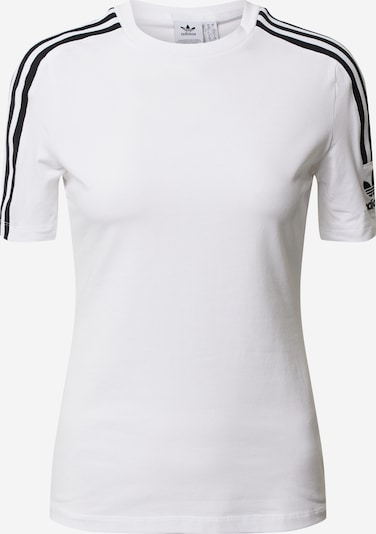 ADIDAS ORIGINALS Shirt in schwarz / weiß, Produktansicht