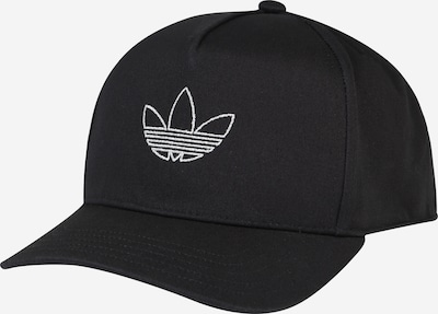 ADIDAS ORIGINALS Cap 'Outline Trucker' in schwarz, Produktansicht
