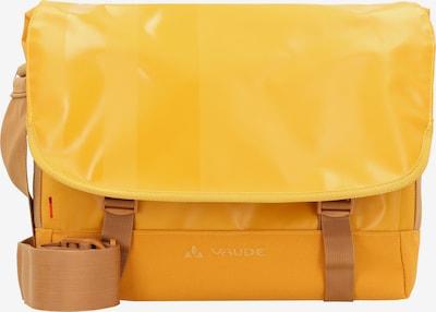 VAUDE Sporttas 'Wista II' in de kleur Goudgeel, Productweergave