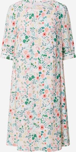 Suknelė iš Riani , spalva - žalia / mišrios spalvos / rožių spalva, Prekių apžvalga
