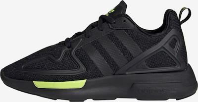 ADIDAS ORIGINALS Sneaker in neongelb / schwarz, Produktansicht