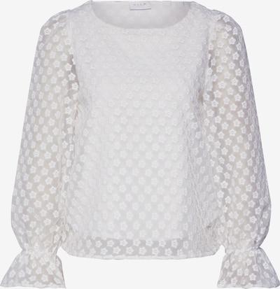 VILA Blusenshirt in offwhite, Produktansicht